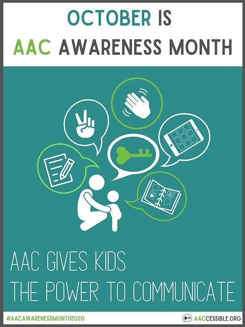 AAC Awareness-Power to Communicate