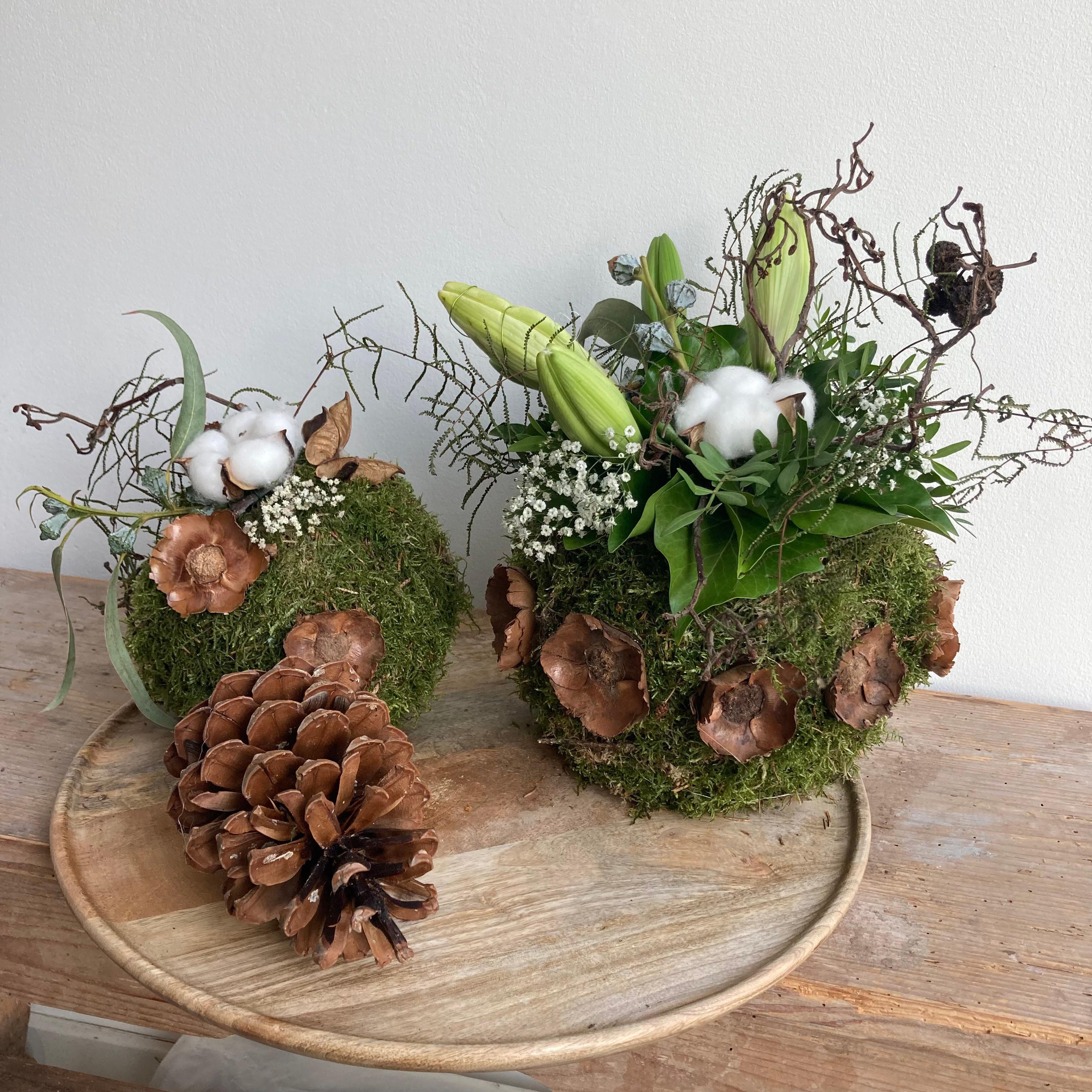 Najaars/kerstbollen