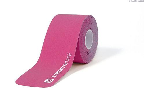 StrengthTape - 5m Roll Precut - Pink