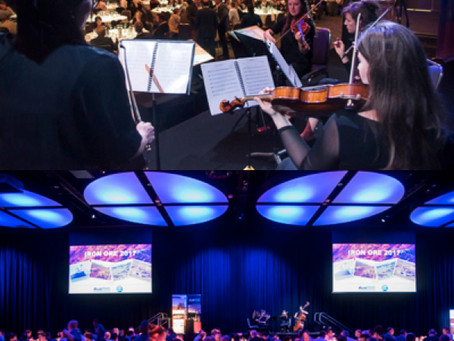 AusIMM Iron Ore 2017 Conference Dinner