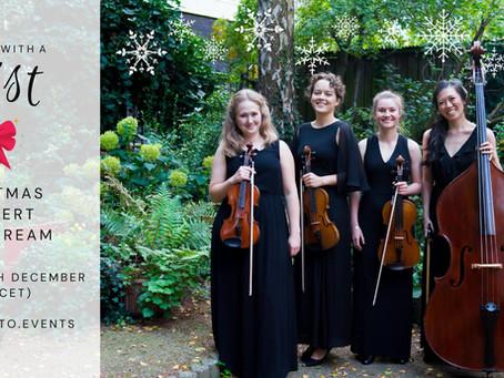 Christmas Classics Concert Live-Stream