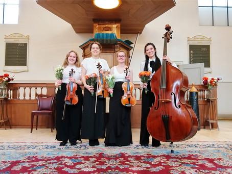 Quartet With A Twist Concert