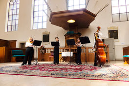 Quartet With A Twist Concert May 2021