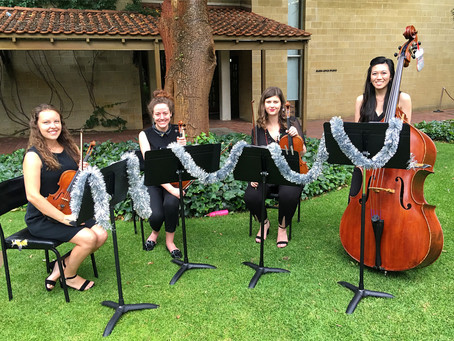 Friends of UWA School of Music Christmas Party