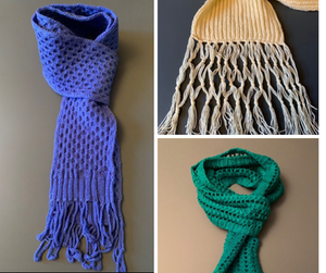 Nepalese scarves for sale