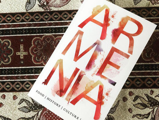 Armenia book on sale now