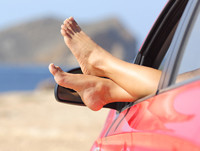 Five Tips To Keep Your Feet Healthy For Summer!