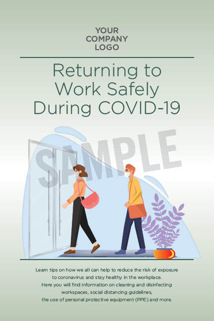 Return to work Front Cover