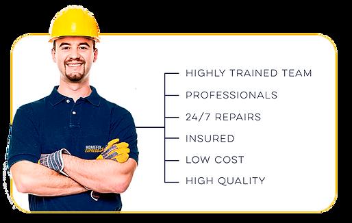 handyman services, Homefix Express, Orlando