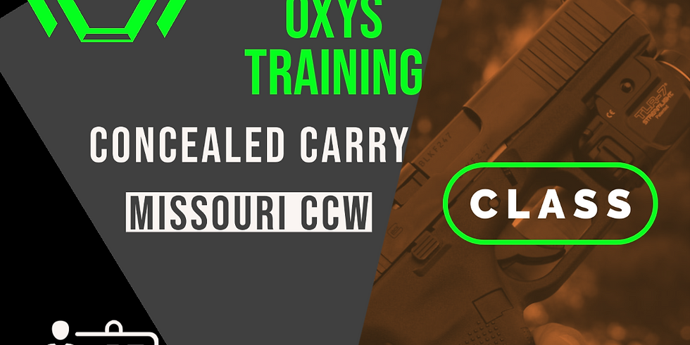 USCCA Missouri Concealed Carry Course