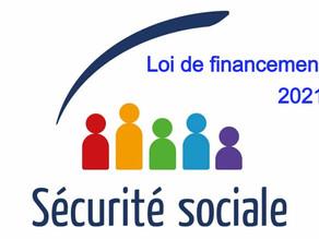 Loi de Financement de la Sécurité sociale pour 2021 : les principales dispositions