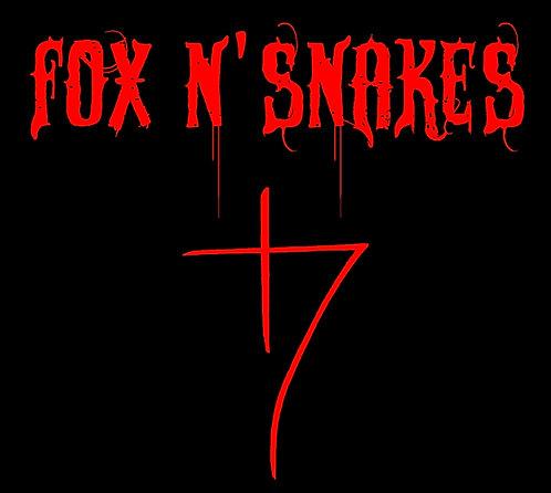 CD Fox N' Snakes - Sacrifice