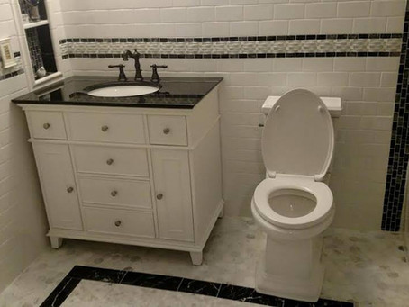 Copper Pipe Plumbing Services Inc.  Bathroom Remodeling/Installations