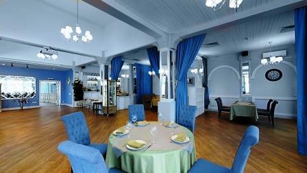 3D тур Matterport по ресторану Княжье озеро