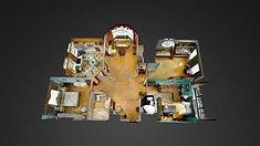 3D тур Matterport по 4-х комнатной квартире на ул. Расплетина