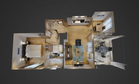 3D тур Matterport в Porto Montenegro