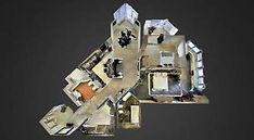 3D тур Matterport по квартире на ул. Минская