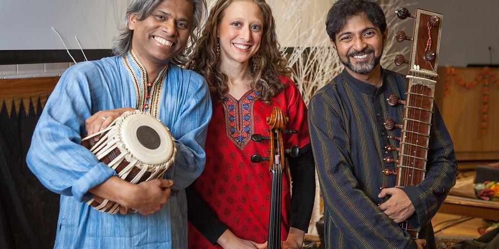 Om Shalom Trio