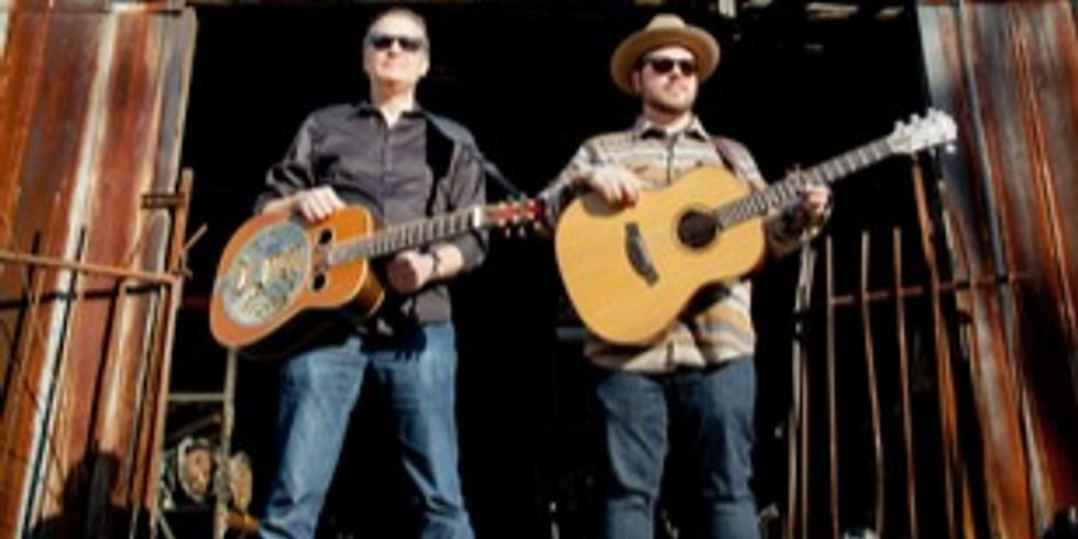Rob Ickes & Trey Hensley, special guest Barbaro
