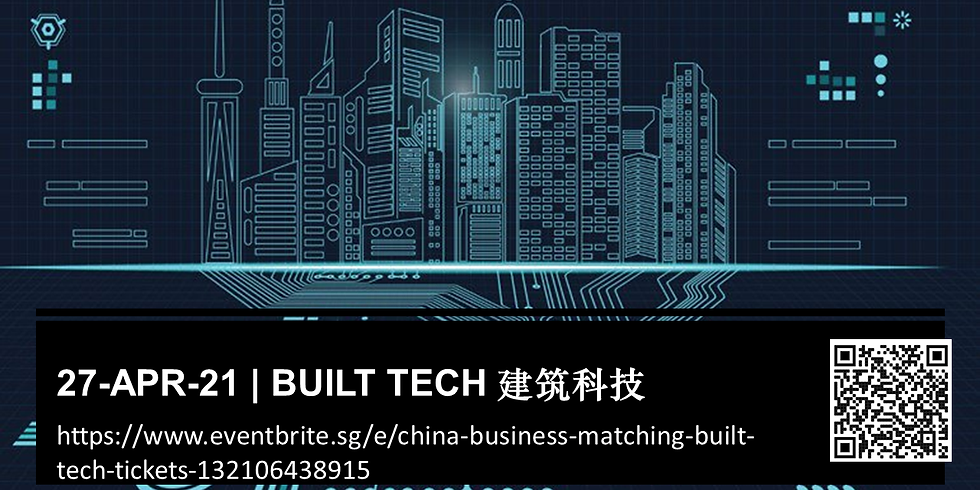 China Business Matching (Built Tech)