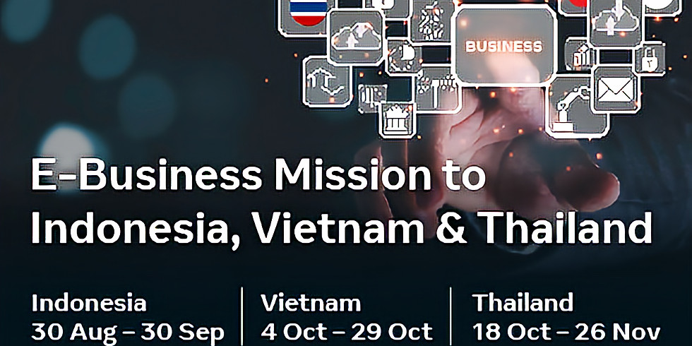 E-Business Mission to Indonesia