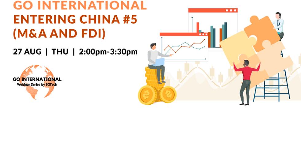 Go International Webinar - Entering China #5