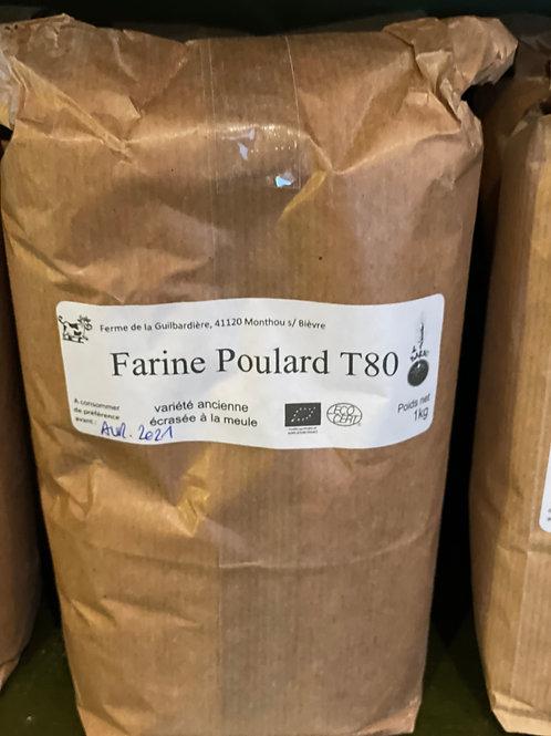 Farine Poulard