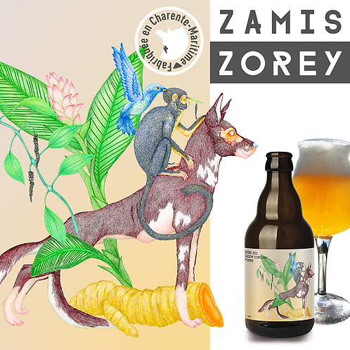 Brasseurs Cueilleurs - Zamis Zorey 33cl