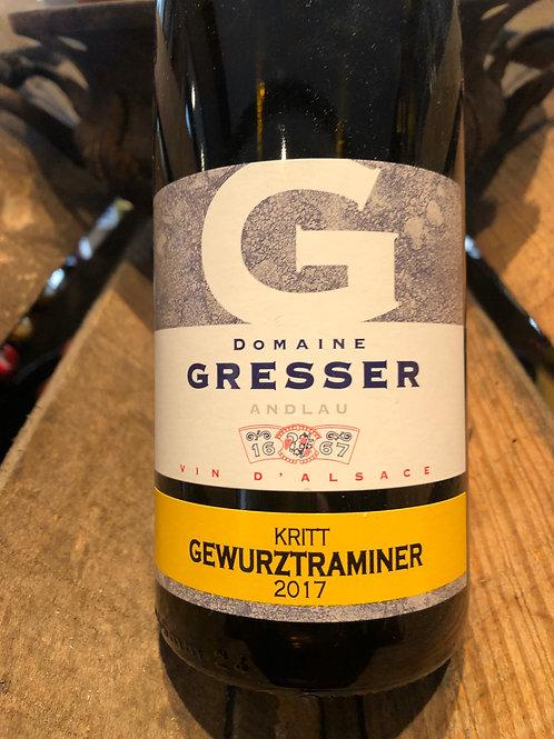 Domaine Remy Gresser - Gewurstraminer Kritt
