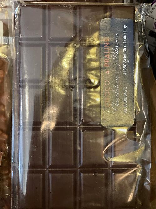 Choco'la praline - Tablette  100g
