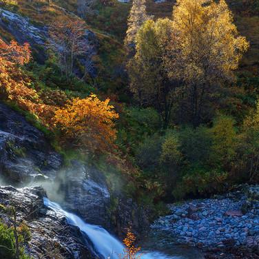 Glencoe Waterfall - 27919_20_21.jp