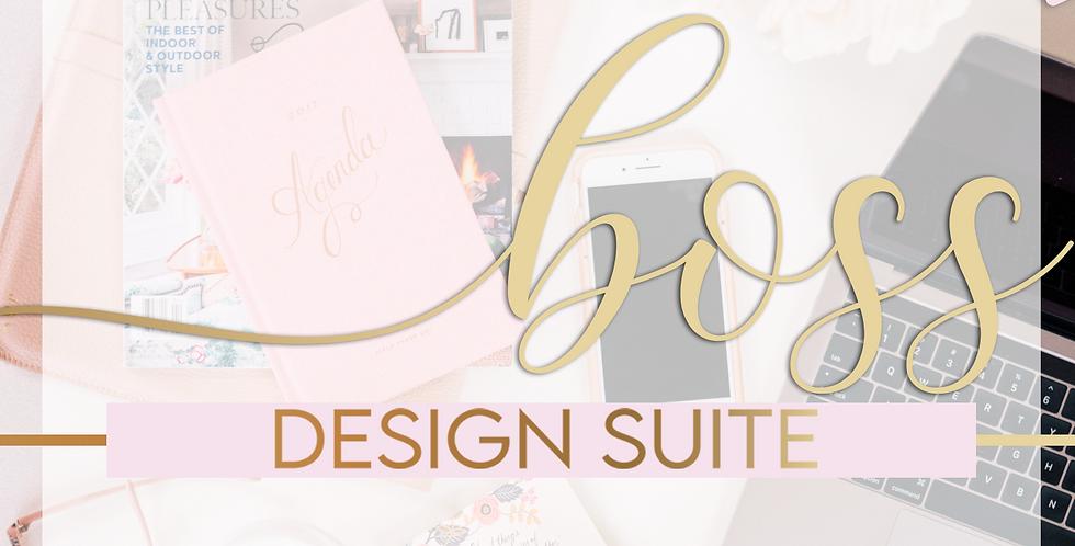 Boss Design Suite