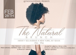 EVENT: THE NATURAL BRUNCH