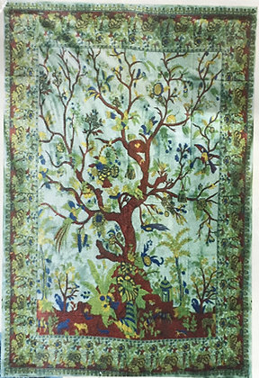 Cotton Tapestry made in India