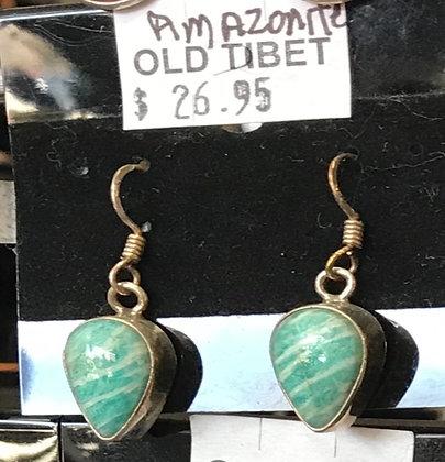 Earring of Amazonite
