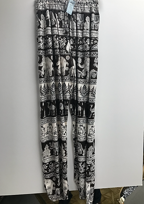 Elephant Cottone Pants Unisex