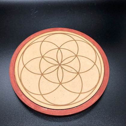 Seed of Life Plate (P-3)