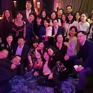澳洲台灣商會中秋佳節的好商友相聚