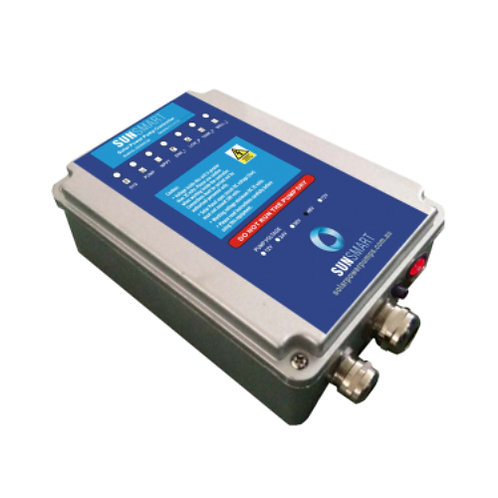 SunSmart solar power pool pump Controller