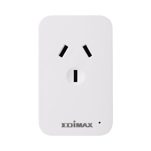 Edimax SMA Smart Plug Switch with Power Meter for Sunny Home Manager