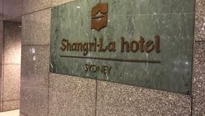 雪梨香格里拉飯店-The Heritage Hall 08.08.2018
