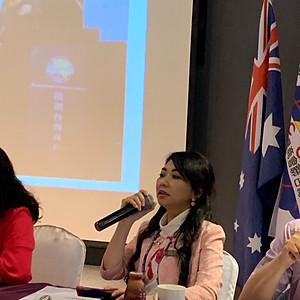 大洋洲台灣商會聯合總會第22屆第二次理監事會議