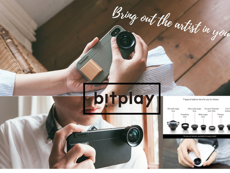 Free iPhone Lens Clip with any Lens Purchase