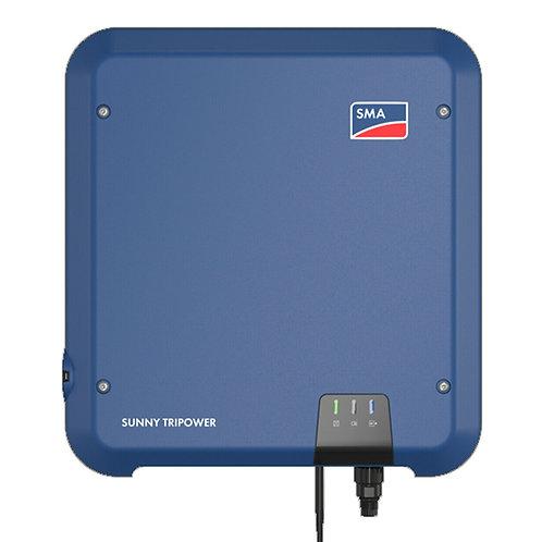 SMA Sunny Tripower 10 kW 3 Phase 2 MPPT String Inverter with ShadeFix optimis