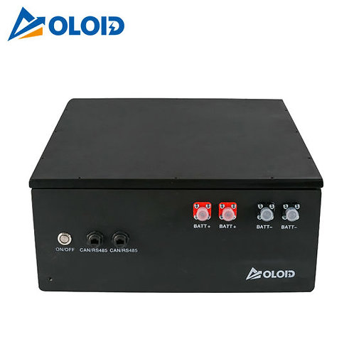 Oloid 10kWh LiFePO4 Lithium Iron CEC approved Solar Battery by CATL (2x 5.12kwh)