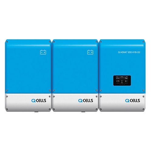Q.CELL Hybrid Inverter with battery all-in-one