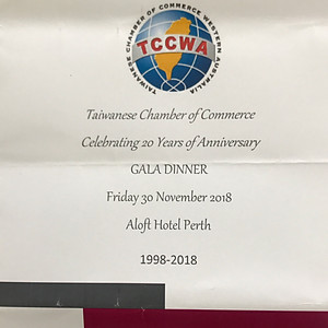 TCCWA 20th Anniversary