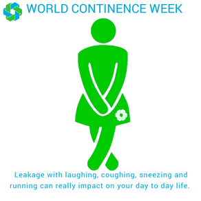 Laugh without Leaking for World Continence Week