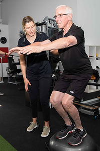 Mature Moves Balance strength class over 60s