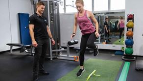 Anke Sprains- Rehabilitation and Returning to Sport